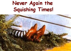 NEVER AGAIN THE SQUISHING TIMES!!!!