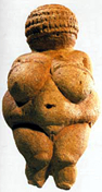 Goddess of Willendorf